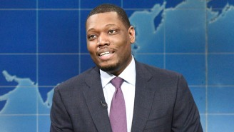 Michael Che Has Explained The Funny But Depressing Reason That He Likes To Write Race Jokes