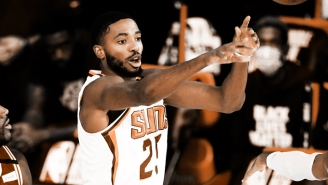 Mikal Bridges Gives The Suns Exactly What They Need, And He's Only Getting Better