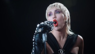 Miley Cyrus Teases A Studio Version Of Her Blondie 'Heart Of Glass' Cover