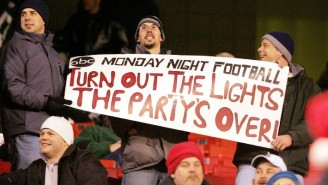 ABC May Get Back Into The 'Monday Night Football' Business