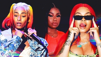 Meet The Next Wave Of Female Rap Stars, Courtesy Of Cardi B's 'WAP' Video