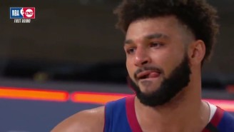 Jamal Murray Gave An Emotional Postgame Interview After Scoring 50 In Game 6