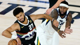 Jamal Murray And The Nuggets Overcame 57 Points From Donovan Mitchell To Win Game 1 In Overtime