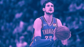 Mike Muscala Is Using The NBA's Bubble To Raise Money For Charity
