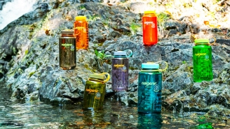 How Nalgene Made The World's Most Iconic Water Bottle Greener Than Ever