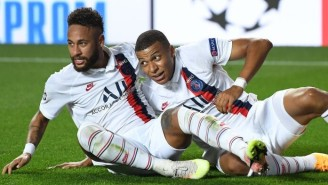 PSG Stormed Back With Two Late Goals To Beat Atalanta In The Champions League