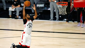 The Raptors Polished Off A Sweep Of The Nets To Setup A Showdown With Boston