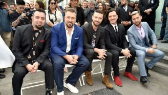 Joey Fatone Thinks NSYNC Would Beat Backstreet Boys In A Verzuz Battle