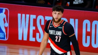Jusuf Nurkic On Playing After His Grandmother's Passing: 'I Didn't Want To Play, She Made Me Play'