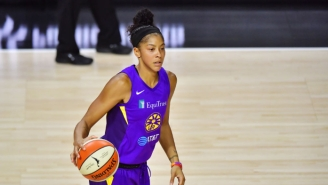 A Revitalized Candace Parker Makes The Sparks A Legit WNBA Title Contender Once Again