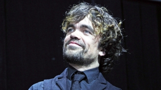 Peter Dinklage Will Be Bringing His 'Cyrano De Bergerac' Stage Musical To The Movies