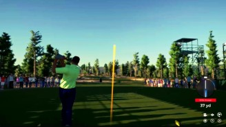 'PGA Tour 2K21' Captures Golf's Essence, From Joy To Frustration