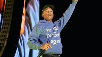 Pharrell Says Justin Timberlake's 'Justified' Album Was Originally Written For Michael Jackson