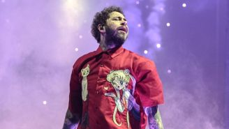 Post Malone Covered Alice In Chains And Black Sabbath During His New Year's Eve Concert