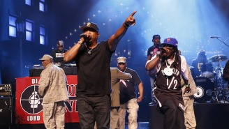 Public Enemy Will Celebrate The 30th Anniversary Of 'Fear Of A Black Planet' With The Terrordome Art Show