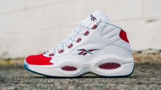 Reebok Will Celebrate Allen Iverson's First Signature Sneaker With A Red Toe Reissue And Magazine