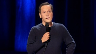 What's On Tonight: Rob Schneider's First Netflix Stand-Up Special Features A Duet With Elle King