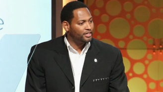 Watch Robert Horry's Heartbreaking Segment About Fearing For His Son's Life