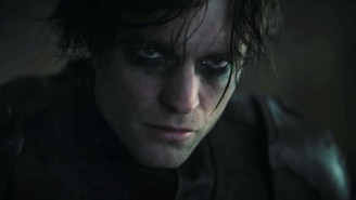 Robert Pattinson's Look In 'The Batman' Trailer Had Many Fans Talking About 'The Crow'