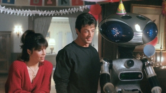 Sylvester Stallone Is Threatening To Remove Paulie's Robot From A New Cut Of 'Rocky IV'