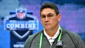 Ron Rivera Has Cancer But Will Continue Coaching Washington Football Team