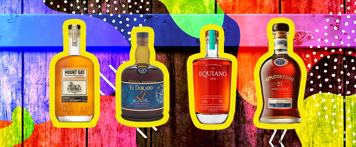 Dark Rums For More Than $50 That Are Absolutely Worth The Investment