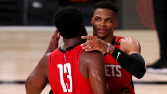 The Rockets Outlasted The Mavs In Overtime After A Wild Finish In Regulation