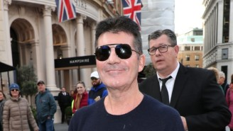 Simon Cowell Broke His Back In An Electric Bike Crash And Needed Surgery