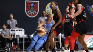 A Brilliant Game Plan Gave The Chicago Sky A Win Over A'ja Wilson And The Streaking Las Vegas Aces