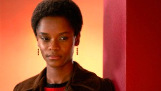 'Black Panther' Favorite Letitia Wright Stars In Steve McQueen's Powerful 'Small Axe' Trailer