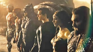 The Snyder Cut Of 'Justice League' Shows Off The Director's Epic Vision In A Teaser Trailer Set To Leonard Cohen
