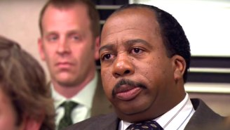 'The Office' Star Leslie David Baker Has Revealed Why He Shared The Racist Messages He Receives