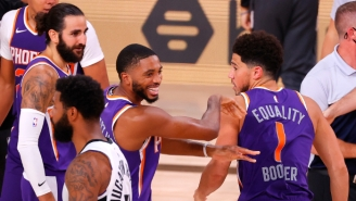 The Surprising Suns Went 8-0 In The Bubble, But May Still Miss Out On The Playoffs