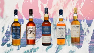 Expression Session — Tasting Five Whiskies In The Talisker Portfolio
