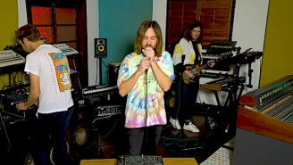 Kevin Parker Introduces 'Tame Impala Soundsystem' For His At-Home Tiny Desk Concert