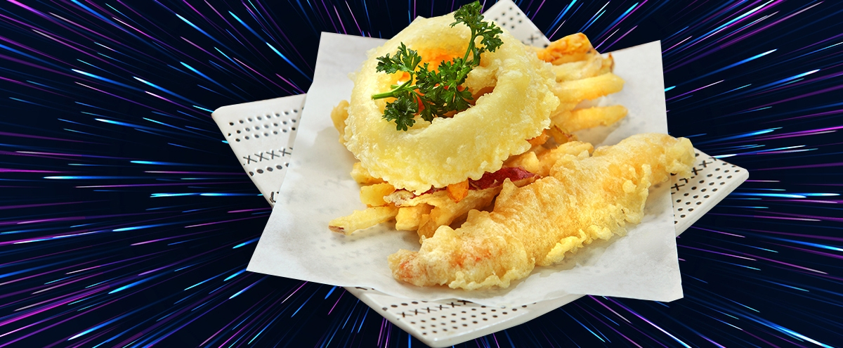 The Best Tempura Vegetables, Power Ranked