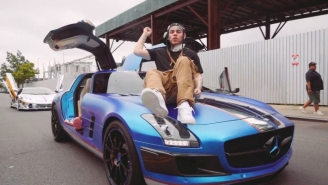 Tekashi 69 Celebrates His Freedom From House Arrest With His New Song, 'Punani'