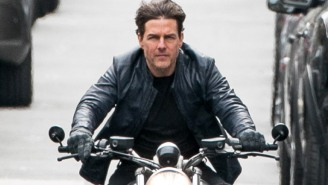 'Mission: Impossible 7' Has Suffered Another Setback After A Motorcycle Stunt Gone Wrong