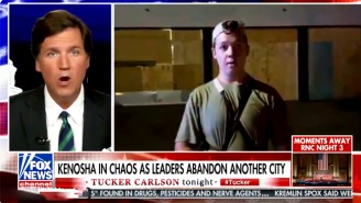 People Are Calling For Tucker Carlson To Be Fired For Defending A 17 Year Old Who Murdered Kenosha Protesters