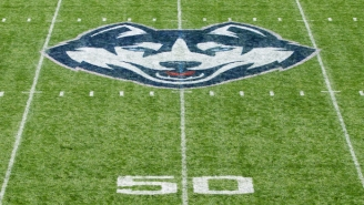 UConn Is The First FBS School To Cancel Its Football Season Due To The COVID-19 Pandemic