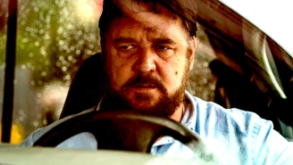 Russell Crowe Is A Road-Raging Alex Jones In The Sweaty Thriller 'Unhinged'
