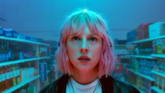 Fenne Lily Wanders Through A Dystopian Supermarket In Her Vibrant 'Solipsism' Video