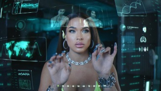 Princess Nokia Codes Her Ideal Lineup Of Men In The Futuristic 'I Like Him' Video