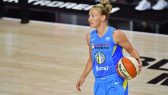 Courtney Vandersloot Set A New WNBA Single-Game Assist Record With 18