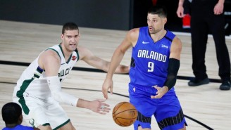 Nikola Vucevic And The Magic Stunned The Bucks In A Dominant Game 1 Win