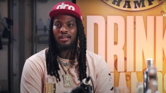 Waka Flocka Flame Called Big K.R.I.T. His Generation's 'Most Underrated Rapper'