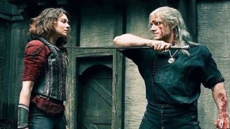Henry Cavill Loses 'The Witcher' Wig While Revealing The Extensive Training Behind A 2-Minute Fight Scene