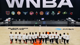 WNBA Players Encourage Collective Action During 'Day Of Reflection'