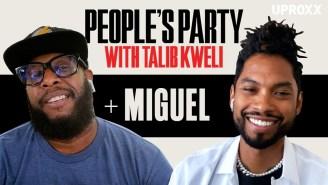 Talib Kweli & Miguel Talk J. Cole & NoName, Marvin Gaye, Activism, Acting