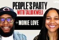 'People's Party With Talib Kweli' Episode 62 -- Monie Love